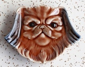 Pekingese dog dish - Wade of England