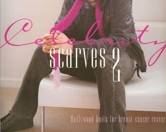 Celebrity Scarves 2 Knitting Book