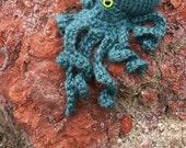 Realistic Octopus crochet pattern PDF