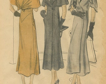 McCall Style News March 1932 in PDF