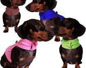 Eco Dog Harness - Renewable Solid Colored Cotton - Medium