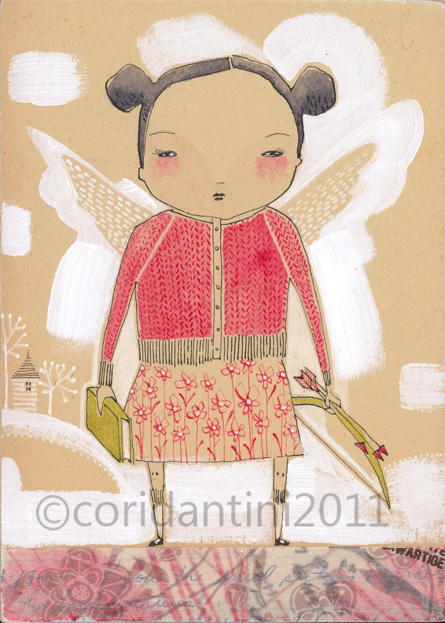 cori dantini art - milk  - ☆ Milk ☆ 平平。淡淡。也是真。