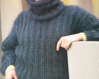 Vintage Knitting Patterns élégance de tricot anny blatt 15