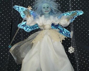 A Winter Fairy