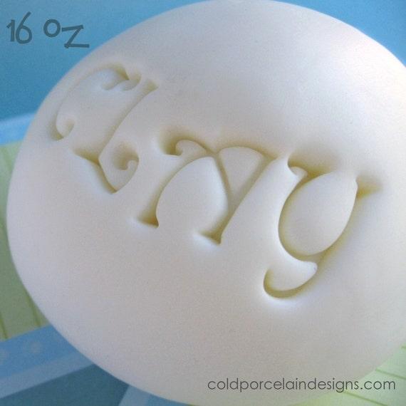 16 oz (1 libra) Masa de Porcelana Fria