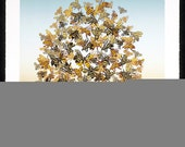 ARTIST PROOF Bee Pile Large Serigraph Colony Collapse Disorder