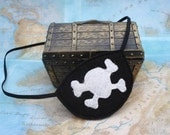 Child Pirate Eye Patch