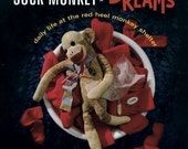 Sock Monkey Dreams  signed HC Book with exclusive Bookmark