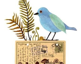 Bird No.25
