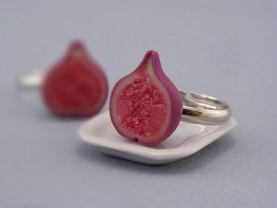 Juicy Fig Ring - ON SALE