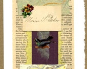 Womanhood Collage Greeting Card