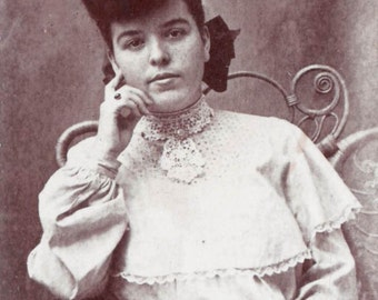 Gem Miniature of Teen 1895
