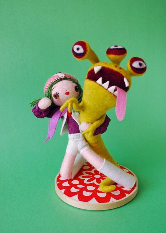 Print -Kapaw (Super Sentai Girl)