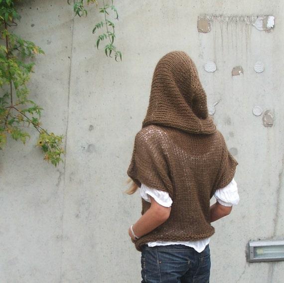 Иль Aiye свитер с капюшоном