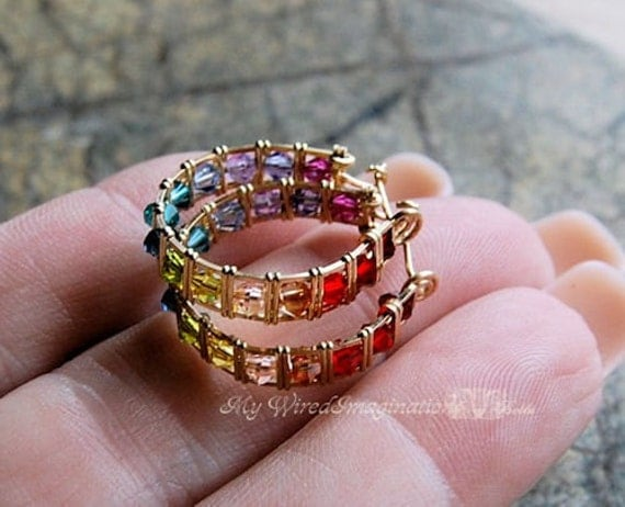 wire name jewelry instructions