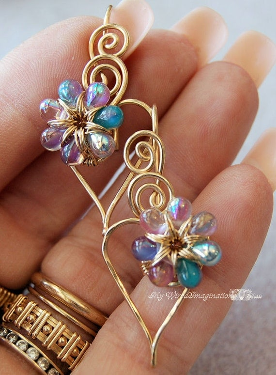 how to make 26 gage copper wire jewelry