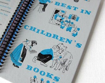 Upcycled Book Journal, Sketchbook, or Scrapbook: Best in Children's Books