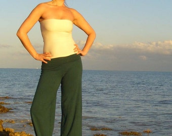 Organic Secret Pocket Simplicity Pant (light hemp/organic cotton knit)