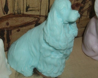 COCKER SPANIEL SOAP