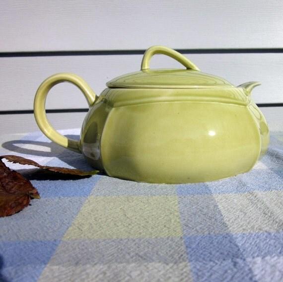 Mid Century Modern Serving Bowl - Vintage Decor