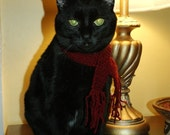 Kitty Scarf - Red