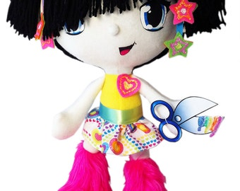 Kuriketto Doll Only