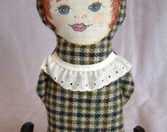 No. 4 Children of Love, a Basic Cloth Doll