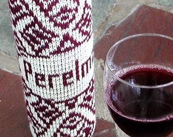 Personalized Wine Cozy