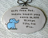 Gift From God Wall Hanging