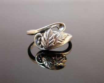 Autumn - Sterling Silver Ring -118