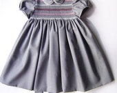 Rosetta Dress ... Woolly 1year