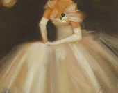 The Cotillion Gown- Limited Edition Print