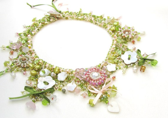 MADE TO ORDER - Marie Antoinette Collar