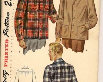Vintage Uncut Sewing Pattern