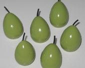 Pear Push Pins for Bulletin Board