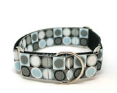 """1.5"""" Neptune buckle or martingale dog collar"""