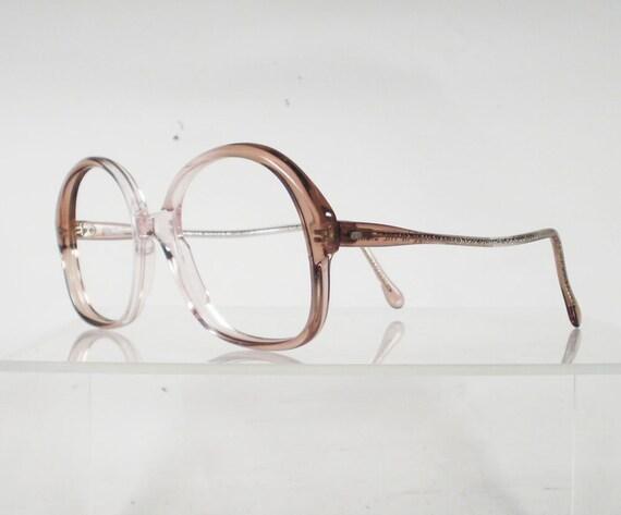 Clearance PATHWAY M.V.4 Beigetone Round Eyeglass Frames