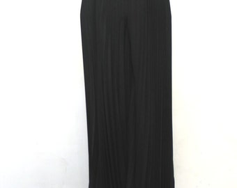 SALE WAS 40.00 Vintage 1970's Most Amazing Super Wide High Waist Pleated Pants