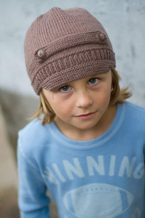 Newsboy Hat - Little Cupcakes by lisaFdesign - Download Now - Pattern PDF