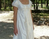 Regency Jane Austen Wedding Dress or Ball Gown - CUSTOM made for you