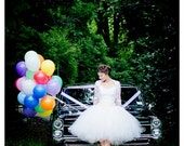 Wedding Dress Skirt Tutu ...