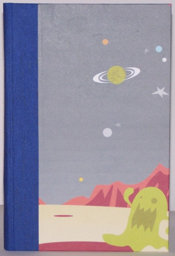 angry alien journal