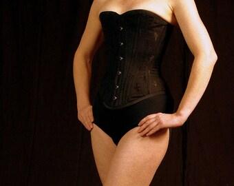 Black Lingerie, Corset, Goth Clothing