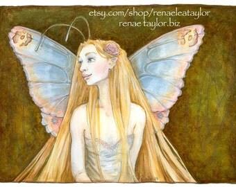 Phebe by Renae Taylor (original painting)