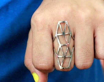 DIAGRAPHIC RING (free shipping)
