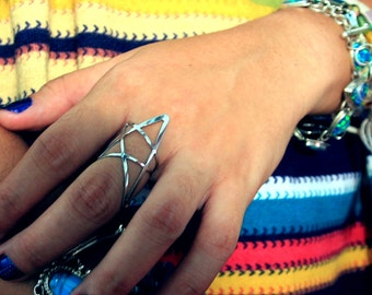 STAR ring (free shipping)