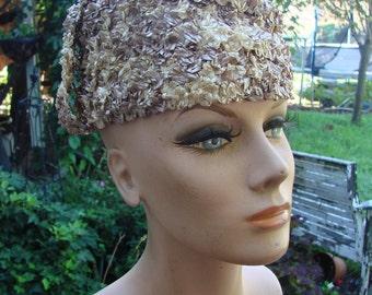 SALE SALE Vintage 1960s Funky and Fun Ladies Vintage Hat
