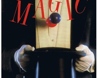 Mark Wilson's Complete Magic Course c 1988 , Magician Cards, Cups and Balls, Mental Magic, Improptu Magic, Hypnotized, Rope, Money Tricks
