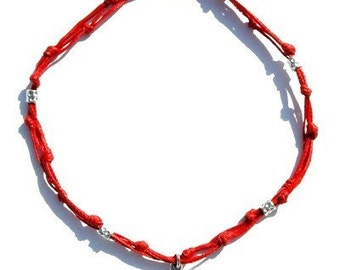 Embraced with Love King Solomon Seal Anklet