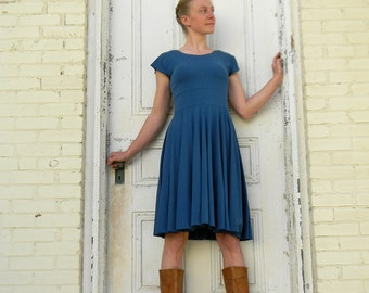 Faith Dress ~ Bamboo & Organic Cotton T-Shirt Style